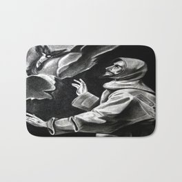 St. Francis of Assisi Bath Mat