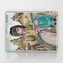 Lost road Laptop & iPad Skin