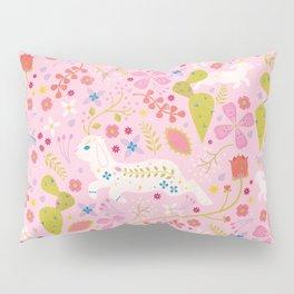 Desert Jackalope Pillow Sham