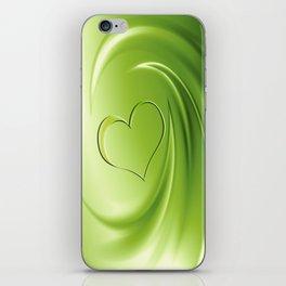 Herzlich iPhone Skin