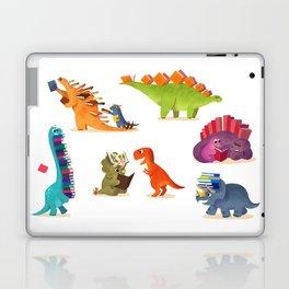 BOOK DINOSAURS Laptop & iPad Skin