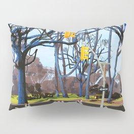Central Park Pillow Sham