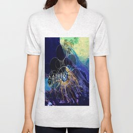 Perception Of Time Unisex V-Neck