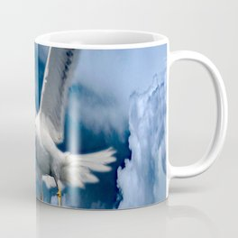 In the storm Coffee Mug
