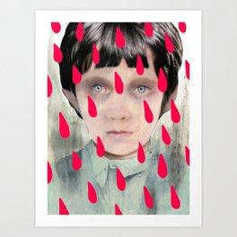 Wittebroodskint Art Print