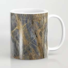 Natural Geological Pattern Rock Texture Coffee Mug