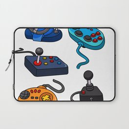 Video Game  Controls Laptop Sleeve