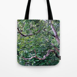 An Old Branch Tote Bag