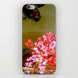 Fish Behind Glass iPhone Skin