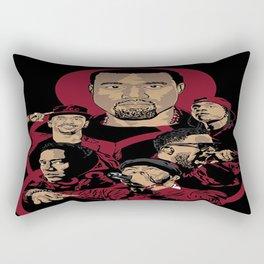 Gee Double Owe Dee Rectangular Pillow