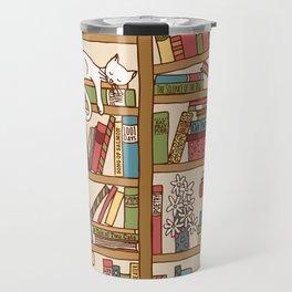 Bookshelf No. 1 Travel Mug