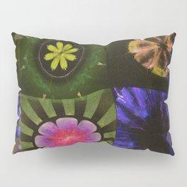 Brinish Symmetry Flowers  ID:16165-053020-45980 Pillow Sham