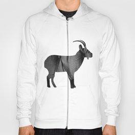 Goat (The Living Things Series) Hoody