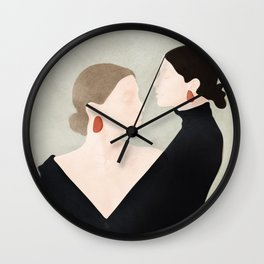 Aligned Model Flow Wall Clock