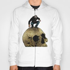 Leroy And The Giant's Giant Skull Hoody