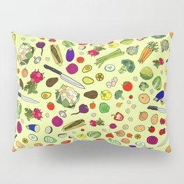 Vegetable Soup Recipe Pillow Sham