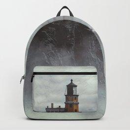 Split Rock Lighthouse - Two Harbors MN Backpack