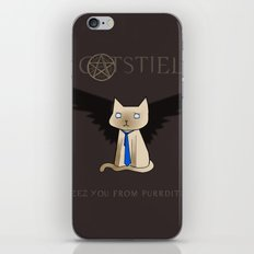 Supercatural iPhone & iPod Skin