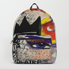 Broken Target McBeth Backpack