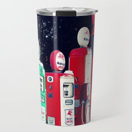 Vintage Gas Station Travel Mug