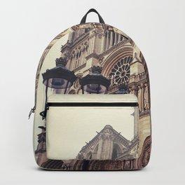 Notre Dame de Paris Backpack
