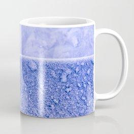Frozen icy window Coffee Mug