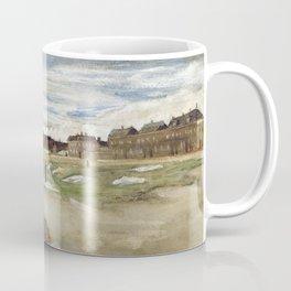 Vincent Van Gogh Bleaching Ground At Scheveningen Coffee Mug