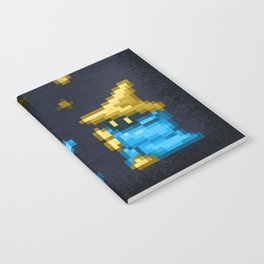 B Mage LIT Notebook