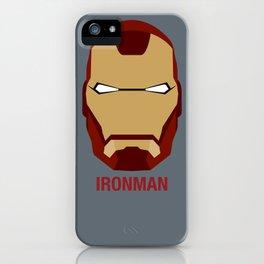IRONMAN iPhone Case