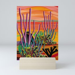 Ajo Mini Art Print