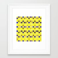 "pixel Framed Art Prints featuring ""Pixel"" by Mr and Mrs Quirynen"