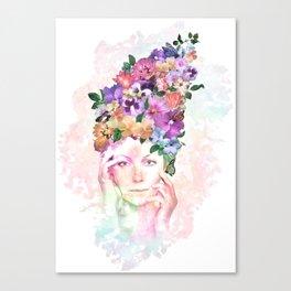 Spring break Canvas Print