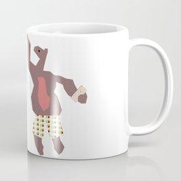 Dancing Mr. Bear Coffee Mug