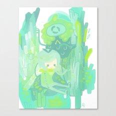 Toned Canvas Print