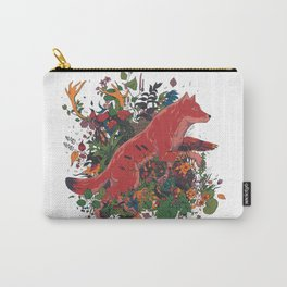 dream of red wolf Carry-All Pouch