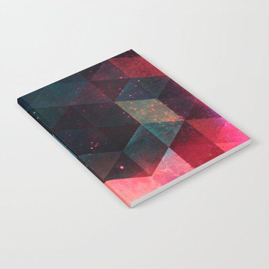 fyll yn Notebook
