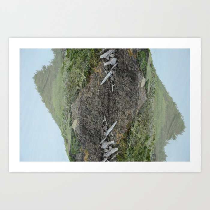 Pacific Rim National Park Art Print