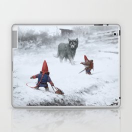 furry demon Laptop & iPad Skin
