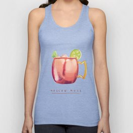 Moscow Mule Unisex Tank Top
