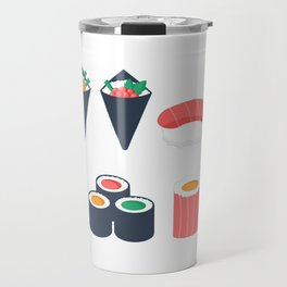 Sushi Time Travel Mug