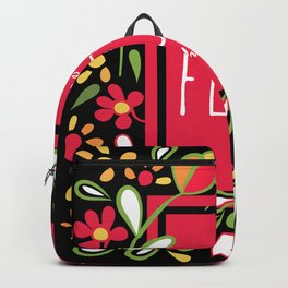 We are the Flower Children Backpack