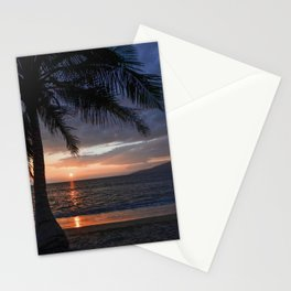 sugar beach bliss Stationery Cards