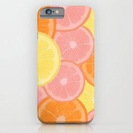 Citrus State of Mind iPhone Case