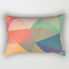 Geometric XIV Rectangular Pillow