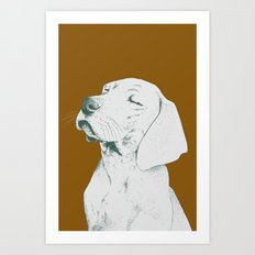 Nufa (version 2) Art Print