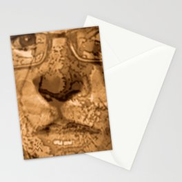 Emotional Savanna Stationery Cards