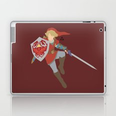 Link(Smash)Red Laptop & iPad Skin