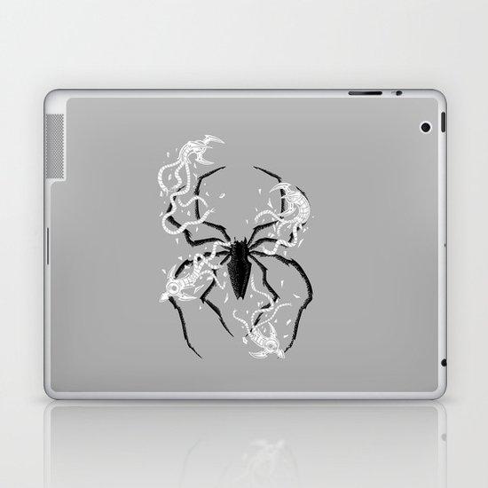 Disintegrate Laptop & iPad Skin