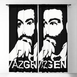Vazgen Sargsyan #decor #buyart #artprint Blackout Curtain