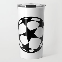 League Champions Ball Travel Mug